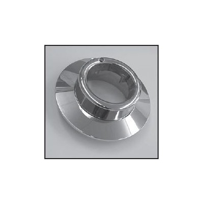 Rosace ronde Ø 135mm avec tube TK