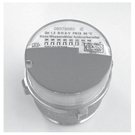 Istameter m Modularer Warmwasserzähler T30/90 Q3